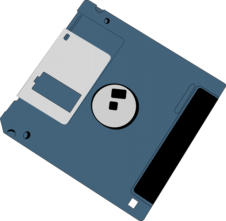 The history of digital marketing and the floppy disk.