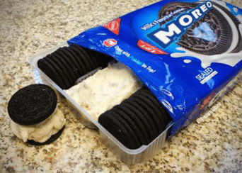 moreo fake oreo box