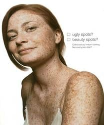 Dove marketing campaign about real beauty