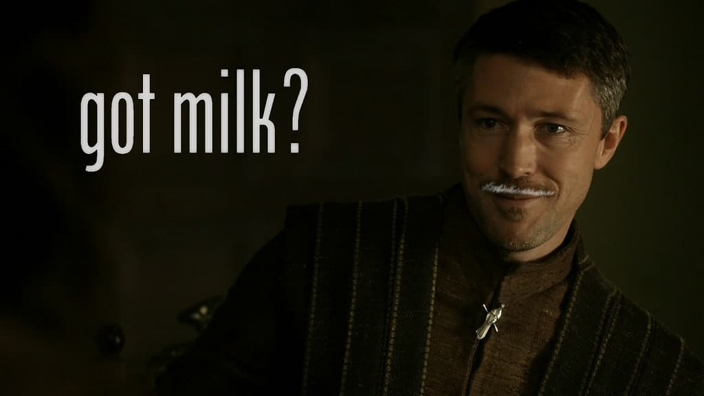Got Milk? Marketing with Game of Thrones