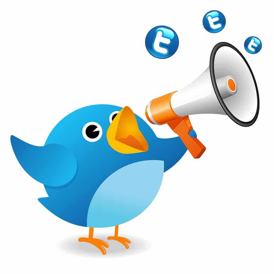 Twitter bird marketing