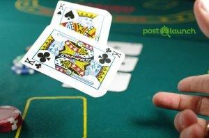 king cards playing poker