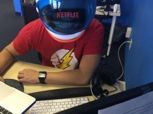 netflix astronaut helmet